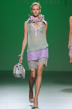 Mercedes-Benz Fashion Week Madrid  --  Devota & Lomba, Primavera Verano 2013