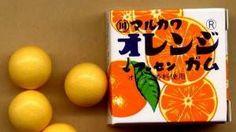 マルカワ オレンジフーセンガム