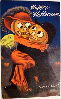 Vintage Halloween Postcard | Upgrade | Dave | Flickr
