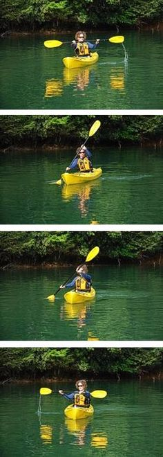 Essential Paddle Strokes for Women | How To Articles - Paddling.net