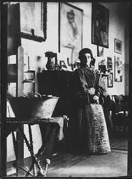 Olga Boznanska, painter