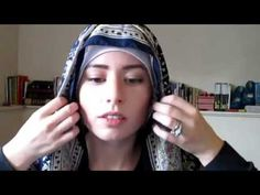 Adjustable Niqab with Square Scarf! Burqa Fashion, Muslim Fashion, Muslim Wedding Dresses, Dress Wedding, Moroccan Dress, Islamic Clothing, Hijab Dress, Wedding Photography Poses, Muslim Couples