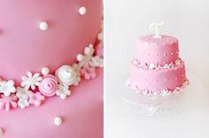 Teresinha's Christening Cake