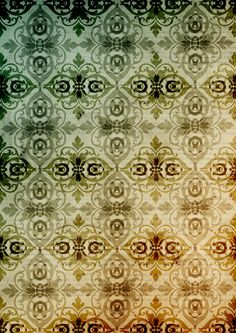 SIMPLY CRAFTS: DAMASK 5 BACKING PAPER