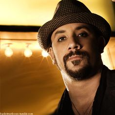 aj mclean- Probably the most out going of them all, but still pretty down to earth. Which is awesome.