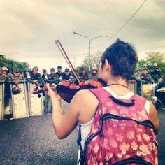 Esta es la Venezuela que queremos, la de la Cultura!  #PrayForVenezuela #SOSVenezuela