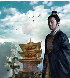 """""""Chin Han"""" named one of Asia's 25 greatest actors and plays Jia Sideo in Marco Polo series 2014."""