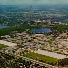 RTC (Recruit Training Center) Orlando Florida where I went to Bootcamp.