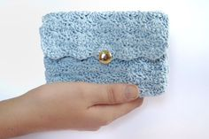 Yarn Bag, Clutches, Knit Crochet, Coin Purse, Wallet, Purses, Knitting, Inspiration, Charlotte