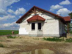 Widok elewacji bocznej #dom #elewacja #projekt