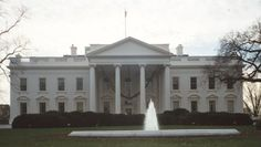 The White House - a visit to the president's house