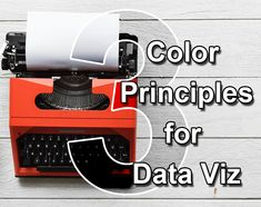 3 principles on how to use color to draw attention to data visualizations