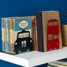London Transport Bookend - Not On The High Street Price: £18.40