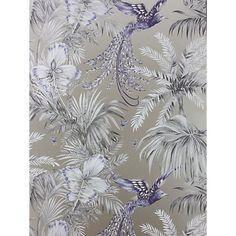 Buy Matthew Williamson Bird of Paradise Wallpaper Online at johnlewis.com