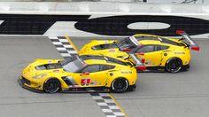 Chevrolet Audi Oreca join Honda atop 2016 Rolex 24 at Daytona podium