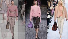 Consejos para combinar el rosa en moda