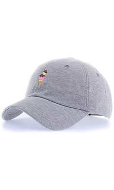 c775e916c2d Myglory77mall Baseball Trucker Golf Sports Adjustable Hats IceCream Cone  BALL CAPs Gray Best Price