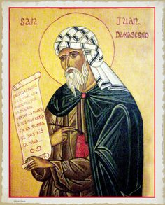 Testimonios para Crecer: San Juan Damasceno, 4 de Diciembre