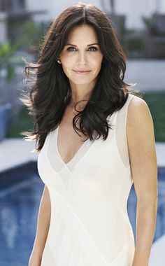 """Courteney Cox Has """"Regrets"""" About David Arquette Divorce: """"It's Not Like We Didn't Try""""  Courteney Cox, More Magazine"""