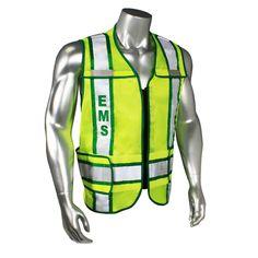 Radians LHV-207-3G-EMS EMS Safety Vest ANSI CL2