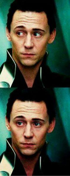 Loki WTF face