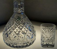 Mini Croft & Tumbler £45  http://www.welshroyalcrystal.co.uk/product.php?id=33