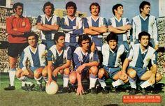 Plantilla 1974