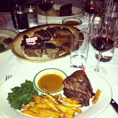 Wolfgang's Steakhouse 250 West Street New York, NY 10036 England, Cambodia, Laos, Istanbul, New York, Beef, Usa, Street, Meat
