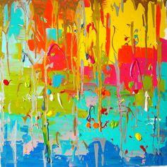 """"""" Kokoa """", FABING MURIEL, Painting"""