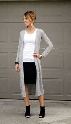 To finalize which Casual Work Outfits for Women Over 50 are perfect, you must follow some simple rules. You can use shape wears if needed. Get best fitting