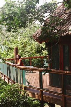 Treehouse Camping In Texas | LIVESTRONG.COM