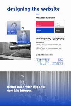 Francisco Baila, Subvisual, Portugal, Mirror Conference Website Design