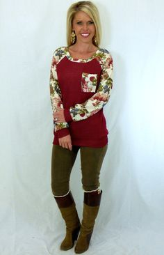 Floral Affair Sweater: Ivory #privityboutique @privityboutique