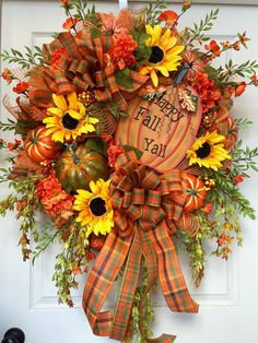 This unique Wreath measures 30 inches diagonally from tip to tip. Designed with…