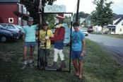 Trail Journals Photos - 1983 Appalachian Trail -