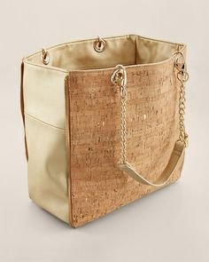 Cork Tote from Chico's on Catalog Spree