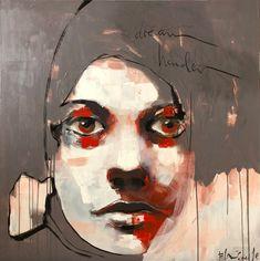 Portrait Paintings, Artwork, Kunst, Work Of Art, Auguste Rodin Artwork, Artworks, Figure Painting, Portraits, Portrait Illustration