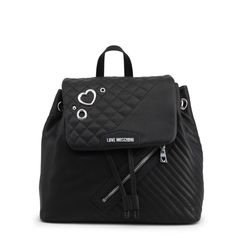 Love Moschino Rucksack (US Only) - Stage Vintage Bachlorette Ideas Lole Boutique Killstar Revolve Party Baby Acronym Lalarue Bape Maternity Liz Claiborne Hurley Inuit Hygge Rucksack Backpack, Black Backpack, Leather Backpack, Sac Moschino, Fashion Bags, Fashion Backpack, Fashion Handbags, Men Fashion, Shops