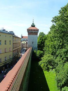 Mury Krakowa raz jeszcze
