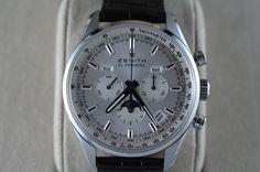 FS: BNIB Zenith El Primero 410 42mm Stainless Steel ref 03.2091.410/01.c494 - Rolex Forums - Rolex Watch Forum