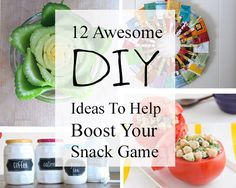 140 best diy nutrisystem meals images on pinterest diet recipes your snack game may be strong but make it even stronger with these genius diy solutioingenieria Choice Image