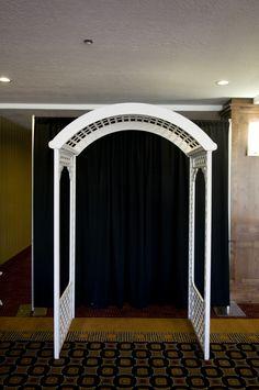 Wedding Decor Backdrop Options...  Large Garden Arch