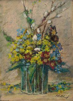 František Bohuslav Blažek - Jarní motiv | Aukce 12.2. - 25.2.2018 | OriginalArte Exhibitions, Auction, Painting, Art, Art Background, Painting Art, Kunst, Paintings, Gcse Art