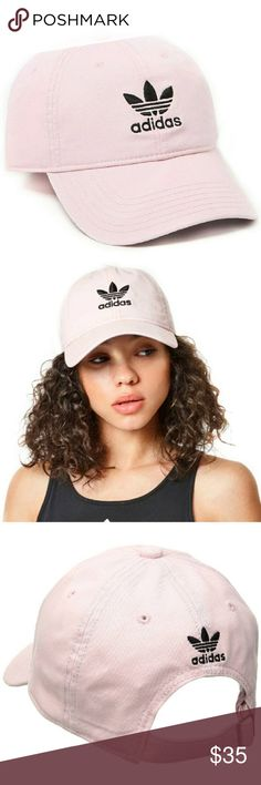 🆕 Adidas pink hat ✨New with tags!! 📦 Same day shipping ❤️ adidas Accessories Hats