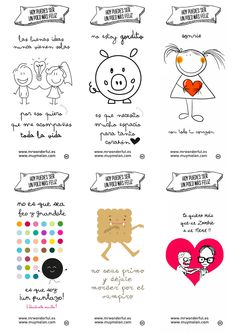Sé feliz! www.mrwonderfulshop.es #infographic #motivation #quote