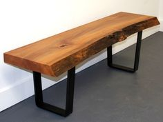 Our Portfolio - Live Edge Furniture and Woodworking