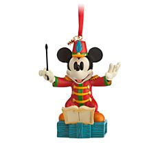 Disney Mickey Mouse Sketchbook Ornament - The Band Concert 2014 Mickey Mouse Christmas Tree, Disney Christmas Ornaments, Peanuts Christmas, Disney Mickey Mouse, Christmas Stuff, Disney Classics Collection, Disney Traditions, Disney Pins, Disney Disney
