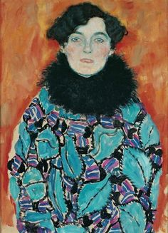 Gustav Klimt Johanna Staude,, 1917-1917 Legion of Honor