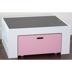 OSCAR Activity Arts and Craft Play Table - Pink