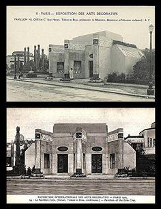 Exposition internationale des arts décoratifs et industriels modernes - Paris 1925 by RUAMPS ©, via Flickr